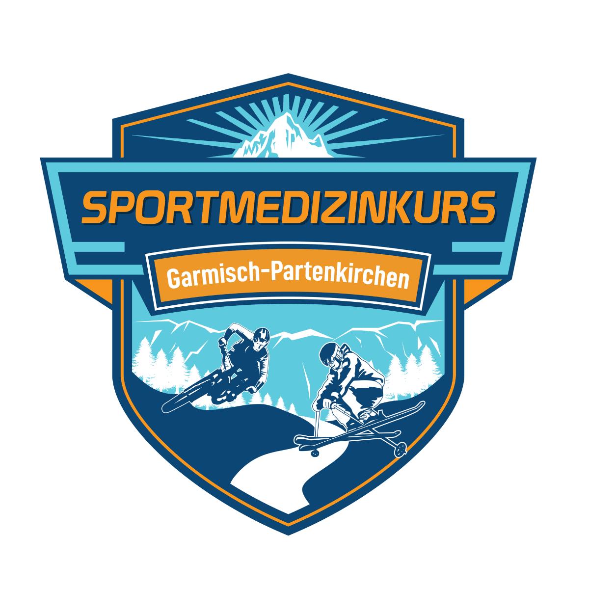 Logo Sportmedizinkurs Garmisch-Partenkirchen Lutz Nitsche Chirurgie Maintaunus