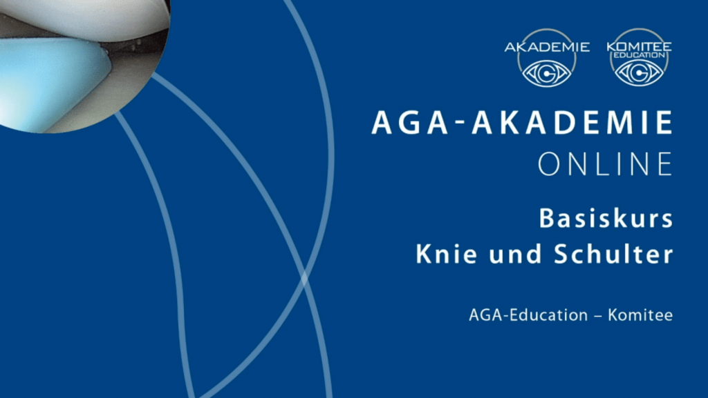 Lutz Nitsche AGA Arthroskopiekurs Education Komitee Nürnberg Erlangen übersicht