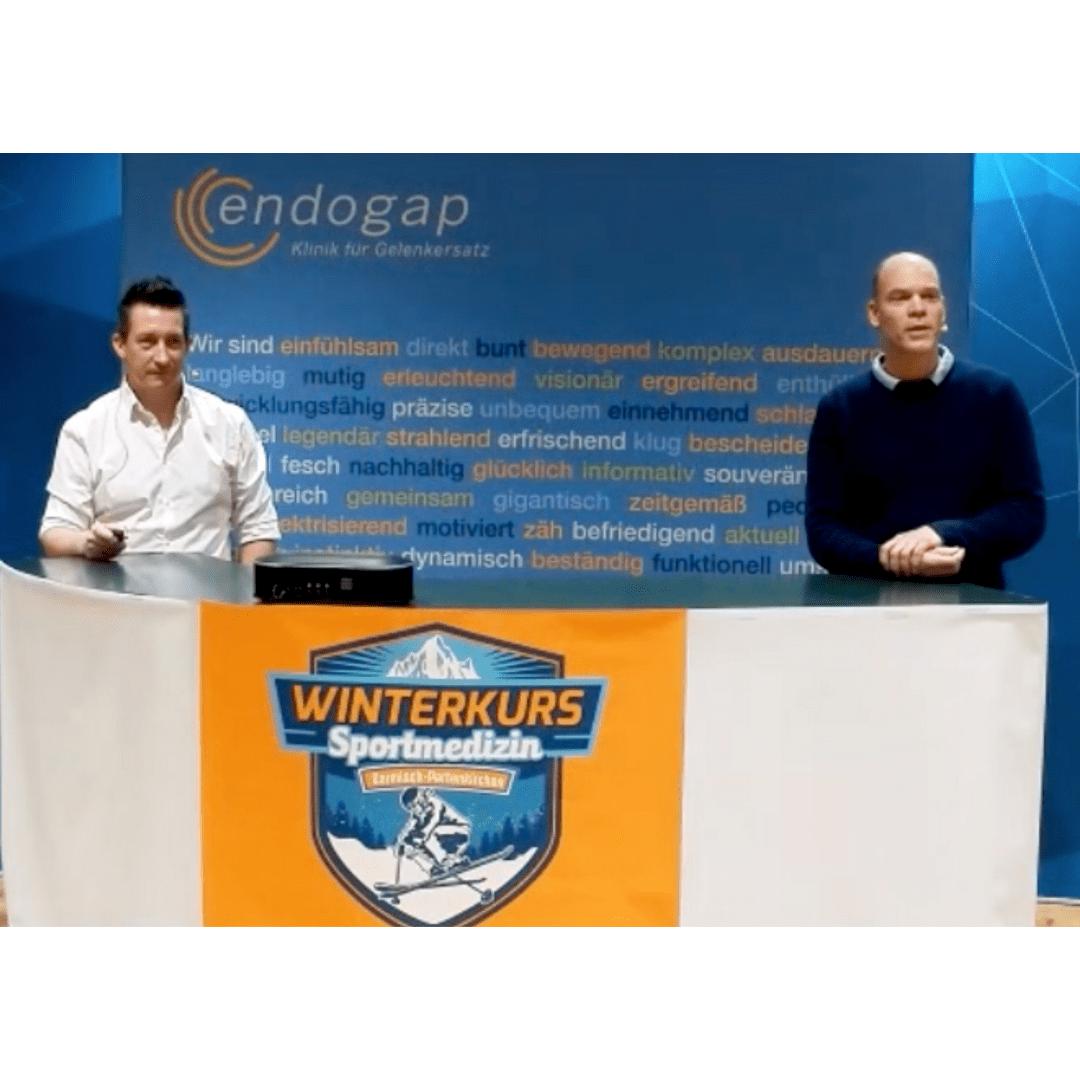 Sportmedizin Online-Kurs Lutz Nitsche Björn Michel
